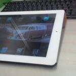 iPadでブログ更新