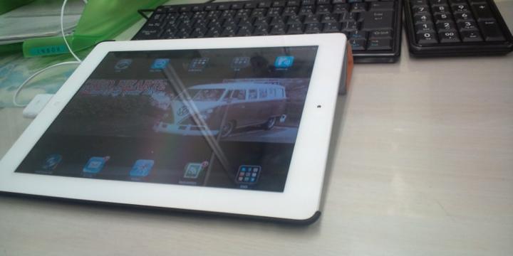 [祝iPad2購入]え?充電していません?