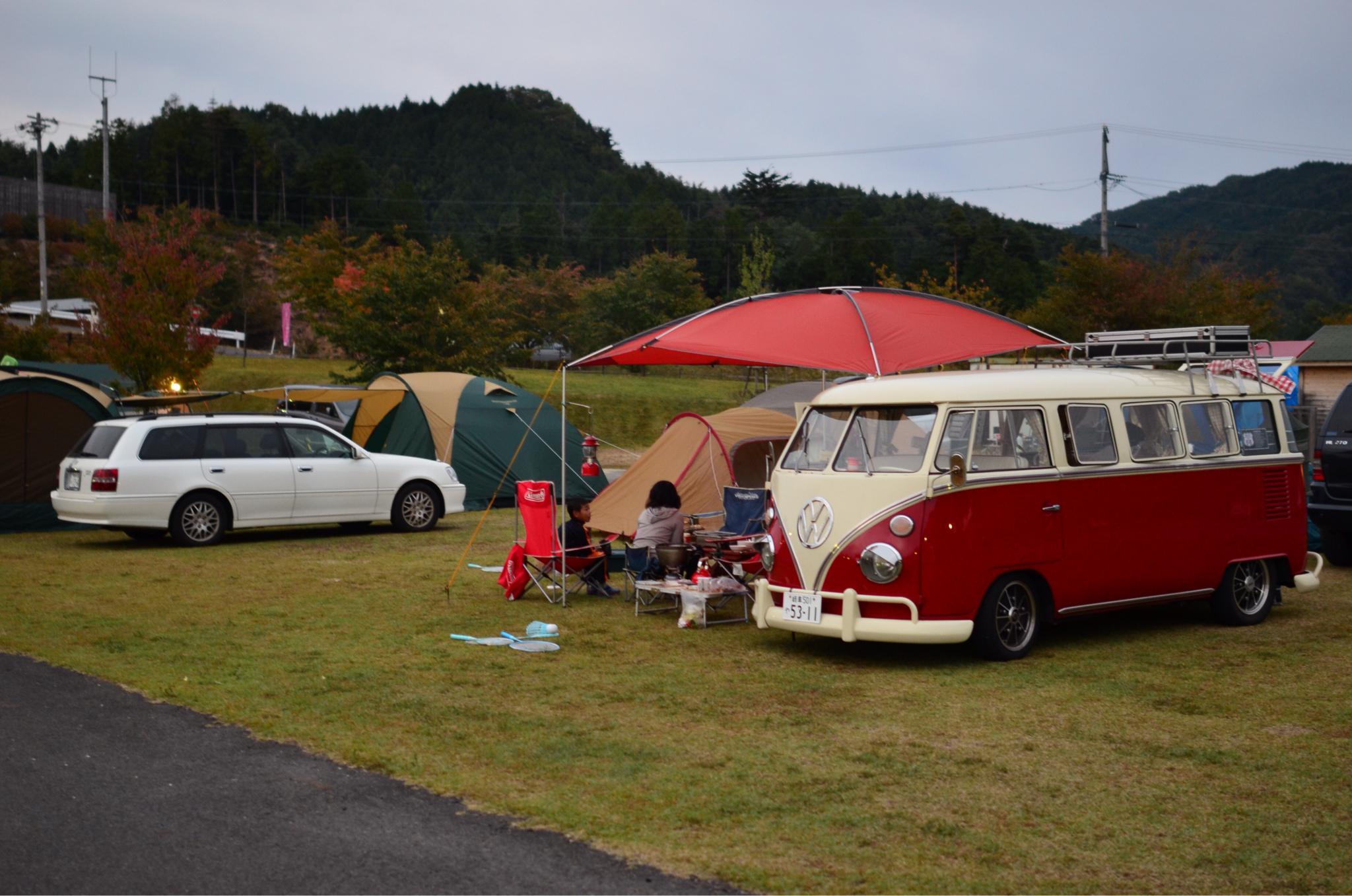 ナチュブロに出張所開設!キャンプ記事を同時投稿する。