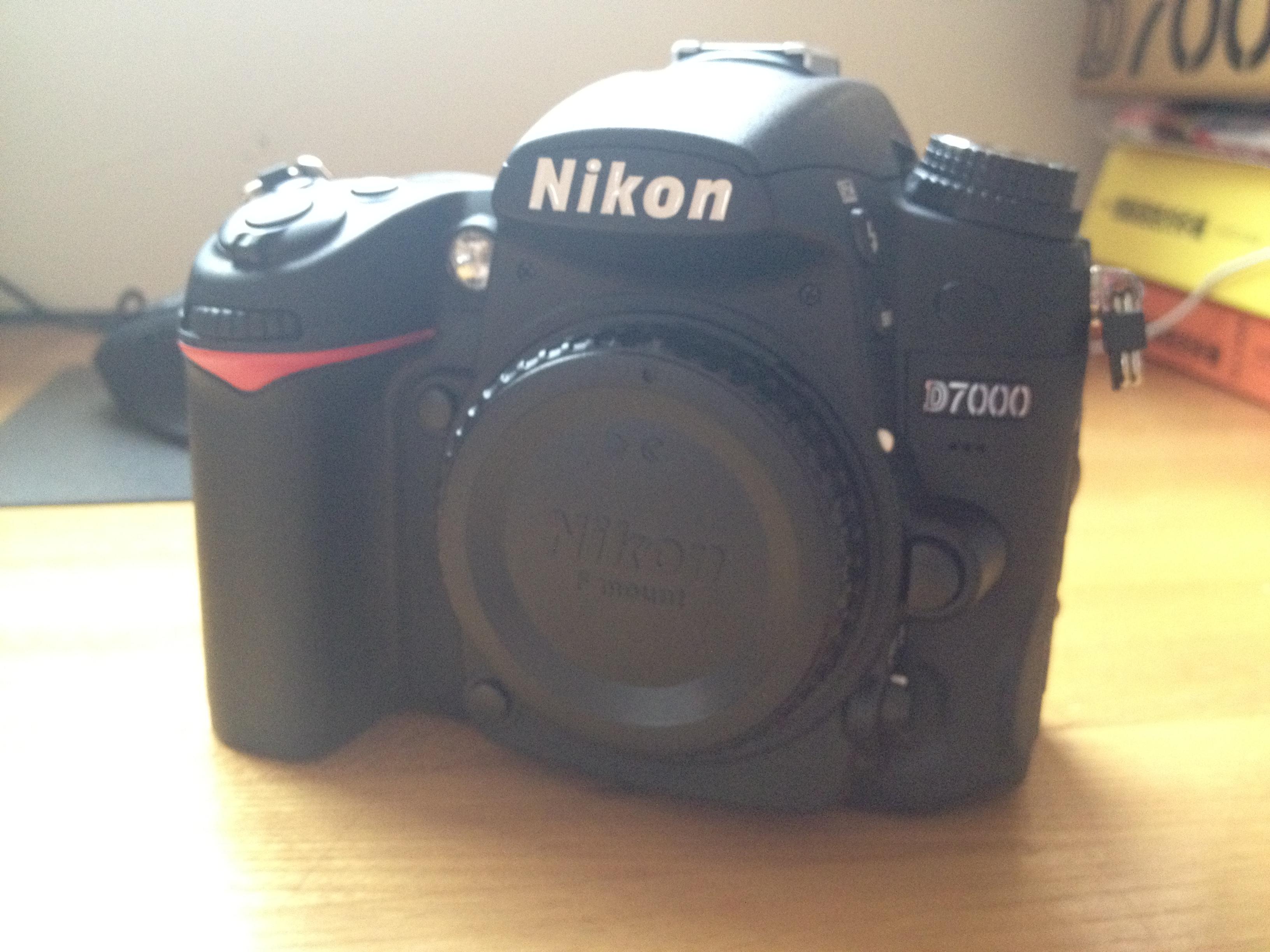 Nikon D7000 デジイチを買い換えちゃったぞ!