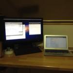 ディスプレイ切替器なしでWinとMacを共存させる