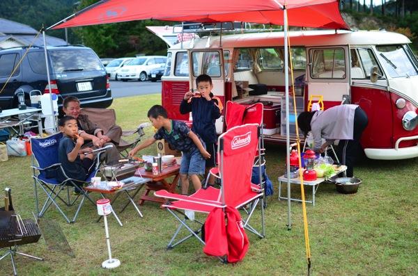 キャンプへ行けない夜は過去のキャンプを振り返ろう(笑)2013年のキャンプまとめ
