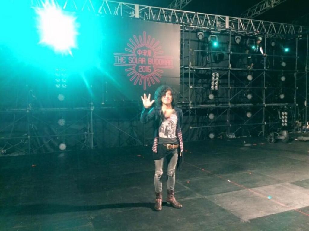 中津川 THE SOLAR BUDOKAN 2015 大盛況でした!ありがとうございました!(スタッフのひとりごと)