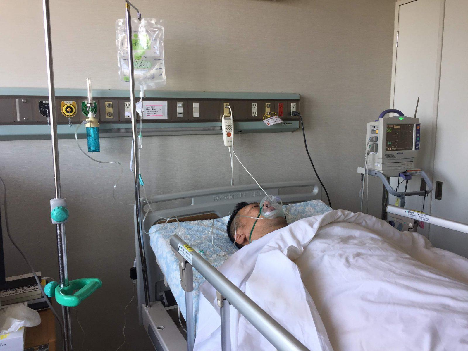 人生初の入院。そして全身麻酔からの手術体験
