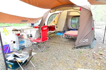 GWにはワーゲンバスでキャンプが最高に楽しい!